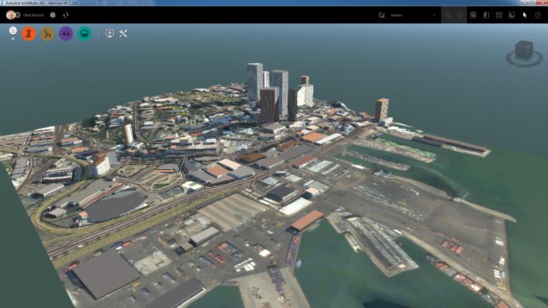 Virtual Reality for Revit Models